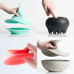 Finell Silicone Decorative Vessels