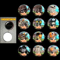 LITTLE BIG PLANET 3 BUTTONS