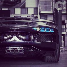 Just look at that exhaust! There are no words!!!  #spon