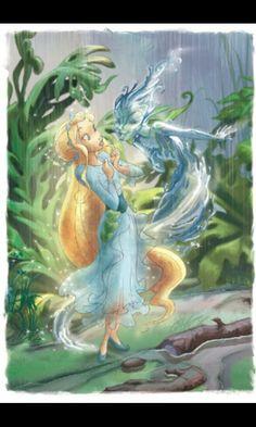 Disney fairies rani