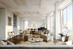 The Brand New Penthouse Michael Kors Is Reportedly Buying. This swanky penthouse located in Manhattan's West Village - ELLEDecor.com