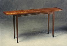 Gaylord Stadshaug, Hall Table