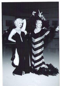 retrogasm: Marilyn Monroe and Mae West