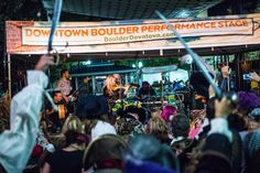 One of Boulders most beloved community events, Downtown Boulders Fall Fest is a…