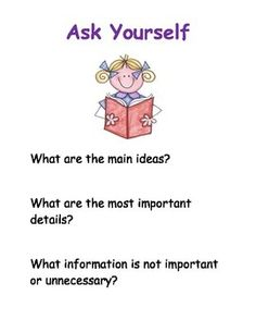 """Summarizing   This 11 page Packet Includes: 5 different graphic organizers to use for summarizing. Allows you to reach all learners. """"Ask Yourself?"""" """"When I Summarize, I.."""" 2 Passages ( 1 fiction, 1 non-fiction) Summarizing writing paper"""
