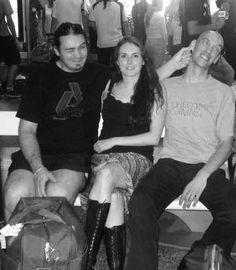 Stephen, Sharon & Jeroen