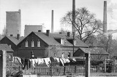 Typisches #Ruhrgebiet: Eisenheim in #Oberhausen war die erste Arbeitersiedlung in der Region.