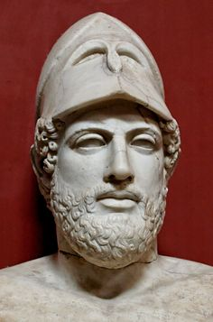 Pericles was the most prominent and influential Greek statesmen, orator, and general of Athens during the city's Golden Age—specifically, the time between the Persian and Peloponnesian wars.  Born: 495 BC, Athens  Died: 429 BC, Athens  Partner: Aspasia  Parents: Xanthippus, Agariste  Children: Pericles the Younger, Paralus, Xanthippus.  Wikipedia