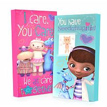 Doc McStuffins 2 Piece Wall Art