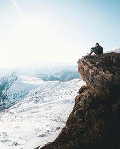 @djmattevans in Dolomiti, Trentino-Alto Adige, the Italian Alps | Instagram post by @dopesnow on April 18, 2021. All photo credits to @maragno_marco.