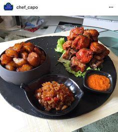 Kung Pao Chicken, Tandoori Chicken, Menu Engineering, West African Food, Kids Meals, I'm Fat, Restaurant, Dishes, Ethnic Recipes