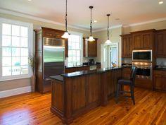 Hardwood Flooring Interior Design Ideas