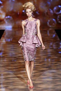 Badgley Mischka S/S 2012, New York Fashion Week
