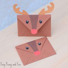 Printable Christmas Envelopes