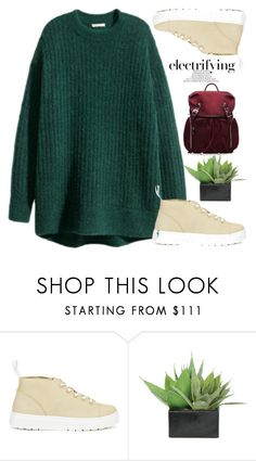 """""""82"""" by erohina-d ❤ liked on Polyvore featuring beauty, H&M, Dr. Martens, Lux-Art Silks and M Z Wallace"""