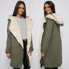 Kinsley Jacket - Khaki