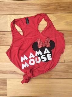 Disney Inspired Shirt Mommy Mouse Shirt Mouse Shirt Mouse