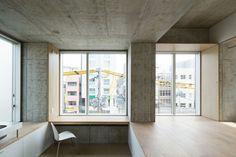 Hiroyuki Ito . Tatsumi Apartment House . Tokyo (13)