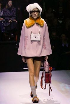 Anya Hindmarch Autumn/Winter 2017 Ready to Wear Collection | British Vogue