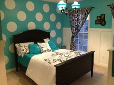 From cute little girls room to a Pretty Pre-teen Room.