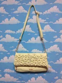 Floral Shoulder Bag in Yellow from Liz Lisa - Lolita Desu