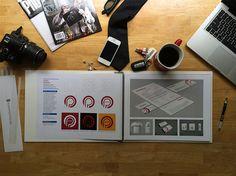 Landscape Glossy White Portfolio Book Case with Silver Hinges - Landscape White Portfolio - Folio - screwpost portfolio case Book Portfolio, Portfolio Covers, Acrylic Panels, Fabric Swatches, Paper Texture, Vinyl Decals, Portfolio Presentation