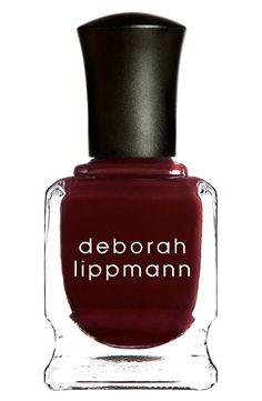 Deborah Lippmann 'Single Ladies' Nail Polish #manicure