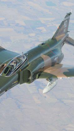 McDonnell Douglas F-4 Phantom II, F 4, fighter-bomber, Phantom 2, US Air Force, fighter,