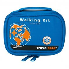 TravelSafe Walking Kit First Aid EHBO-set