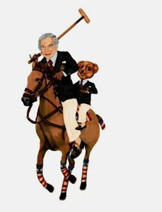 Polo Ralph Lauren | The Awesome Mashup All Fashion Fans Should See