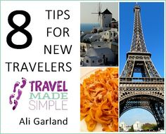 A story of overcoming solo travel fear, plus a free e-book, 8 Tips for New Travelers