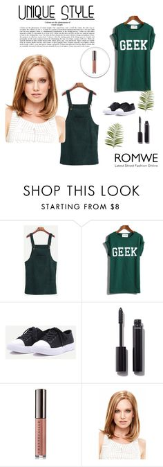 """""""Romwe 21"""" by zerina913 ❤ liked on Polyvore featuring Chanel, Chantecaille, Pier 1 Imports and romwe"""