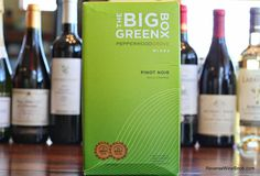The Reverse Wine Snob: The Best Box Wines - Pepperwood Grove The Big Green Box Pinot Noir. Truly a Pinot Noir For The Pinot Noir and Syrah from Valle Central, Chile. Includes info on sulfites in wine. Vegan Wine, Wine Images, Wine Searcher, Different Wines, Wine Education, Wine Gift Baskets, Wine Case, Wine Delivery