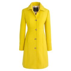J.Crew - Petite double-cloth lady day coat with Thinsulate®
