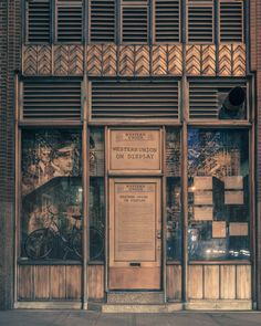 Franck Bohbot's Portfolio - Light On Portfolio Lighting, Western Union, Westerns, Nyc, Display, Places, Outdoor Decor, Pictures, Photography