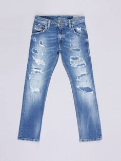 Denim Art, Stretch Denim, Men's Style, Light Blue, Menswear, Jeans, Outfits, Project Ideas, Male Style