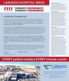 Laniado Hospital Week