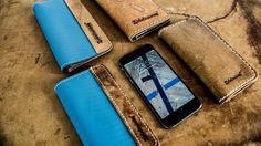 Recycling mit Stil: Wenn die Turnmatte zur Smartphone-Hülle wird