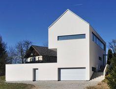 Ancient Meets Artsy in Contemporary Farmhouse Rebuild: suha house
