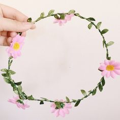 Floral headband Floral headband Accessories Hair Accessories