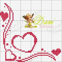 1 million+ Stunning Free Images to Use Anywhere Cross Stitch Quotes, Cross Stitch Heart, Cross Stitch Borders, Counted Cross Stitch Patterns, Cross Stitch Designs, Cross Stitching, Graph Paper Art, Free To Use Images, Bobble Stitch