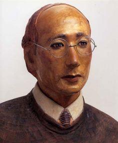 Katsura Funakoshi, Japanese sculptor, b. 1951 夏のシャワー