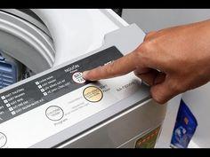 Hướng dẫn cách sử dụng máy giặt Sanyo inverter | sửa máy giặt Sanyo tại ...