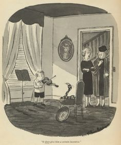 Charles Addams ~ the humour we grew up with. Original Addams Family, Addams Family Cartoon, Cartoon Familie, Violin Family, Charles Addams, Cartoon Books, Funny Cartoons, Cartoon Humor, Scary Art