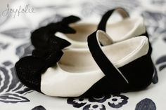 adorable little girls' shoes by Joyfolie