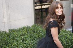 she's so cute.  Leighton Meester <3