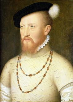 Portrait of Edward Seymour, Earl of Hertford and 1st Duke of Somerset, 1540s…