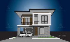 รหัสแบบ: MO-H2-BL.230.12 บ้านสไตล์: แบบบ้านสองชั้น Modern    สเปคแบบขนาดพื้นที่ จำนวน: 2 ชั้นพื้นที่ใช้สอย: 230 ตารางเมตร ห้องนอน: 4 ห้องขนาดที่ดิน: 48 ตารางวา ห้องน้ำ: 3 ห้องที่ดินกว้าง: 12 เมตร ที่จอดรถ: 2 คันที่ดินลึก: 16 เมตร      ราคาก่อสร้าง 3.70 ล้าน: CON SPEC 4.29 ล้าน: METAL SPEC House Plans, Mansions, House Styles, Home Decor, Decoration Home, Manor Houses, Room Decor, Villas, Mansion