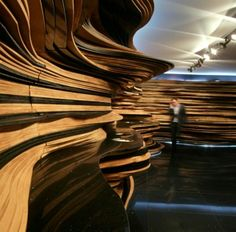 Frères Campana pour Fabricant Consentino  75% matériaux recyclés