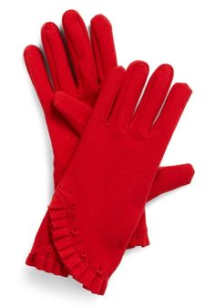 I'd Glove To | Mod Retro Vintage Gloves | ModCloth.com - StyleSays